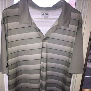 Adidas men's golf shirt